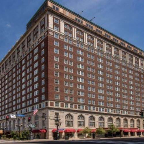 The Brown Hotel Louisville