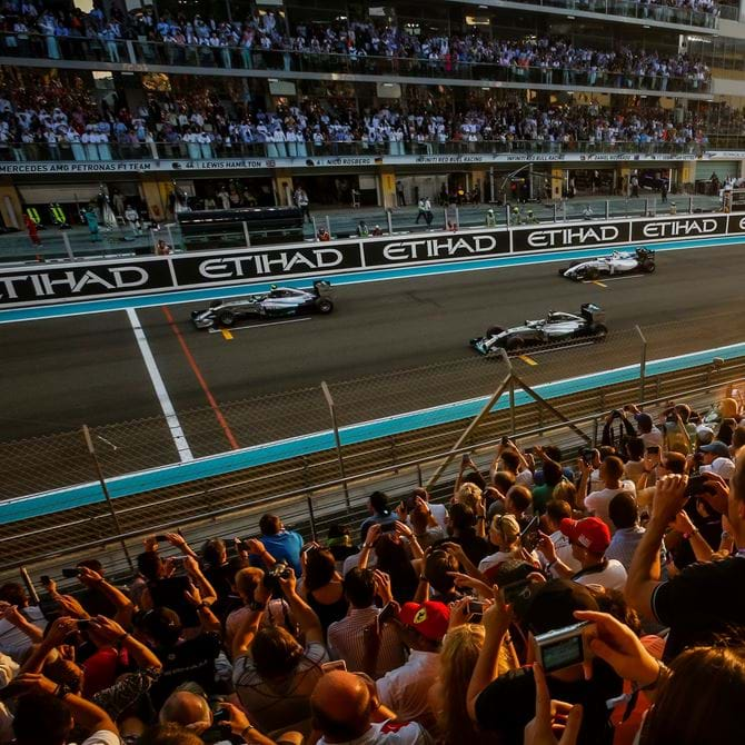 Image for Abu Dhabi Grand Prix