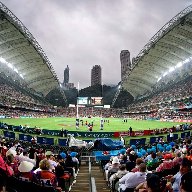 Image for HSBC World Rugby Sevens Series