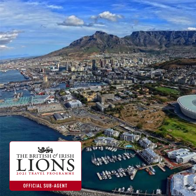 Image for British & Irish Lions v South Africa